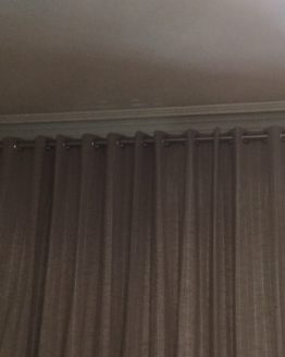 cortina tradicional de ollaos